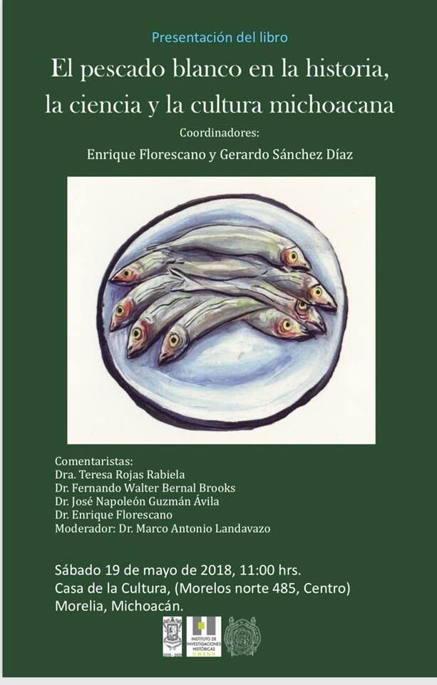 El pescado blanco en la historia, la ciencia y la cultura michoacana ...