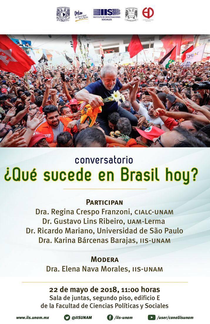 191 qu 233 sucede en brasil hoy conversatorio colegio de